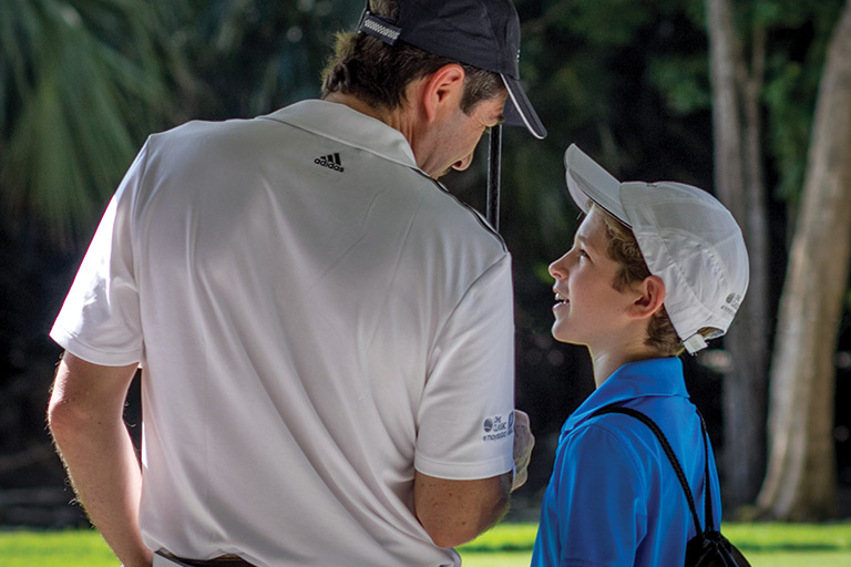 Golf is Family